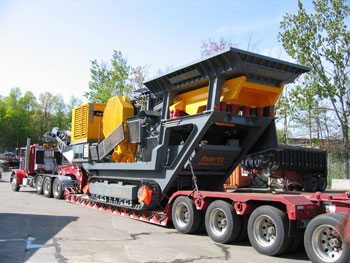Heavy Hauling Equipment